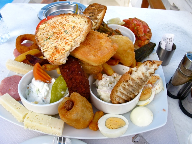 Corfu food tips