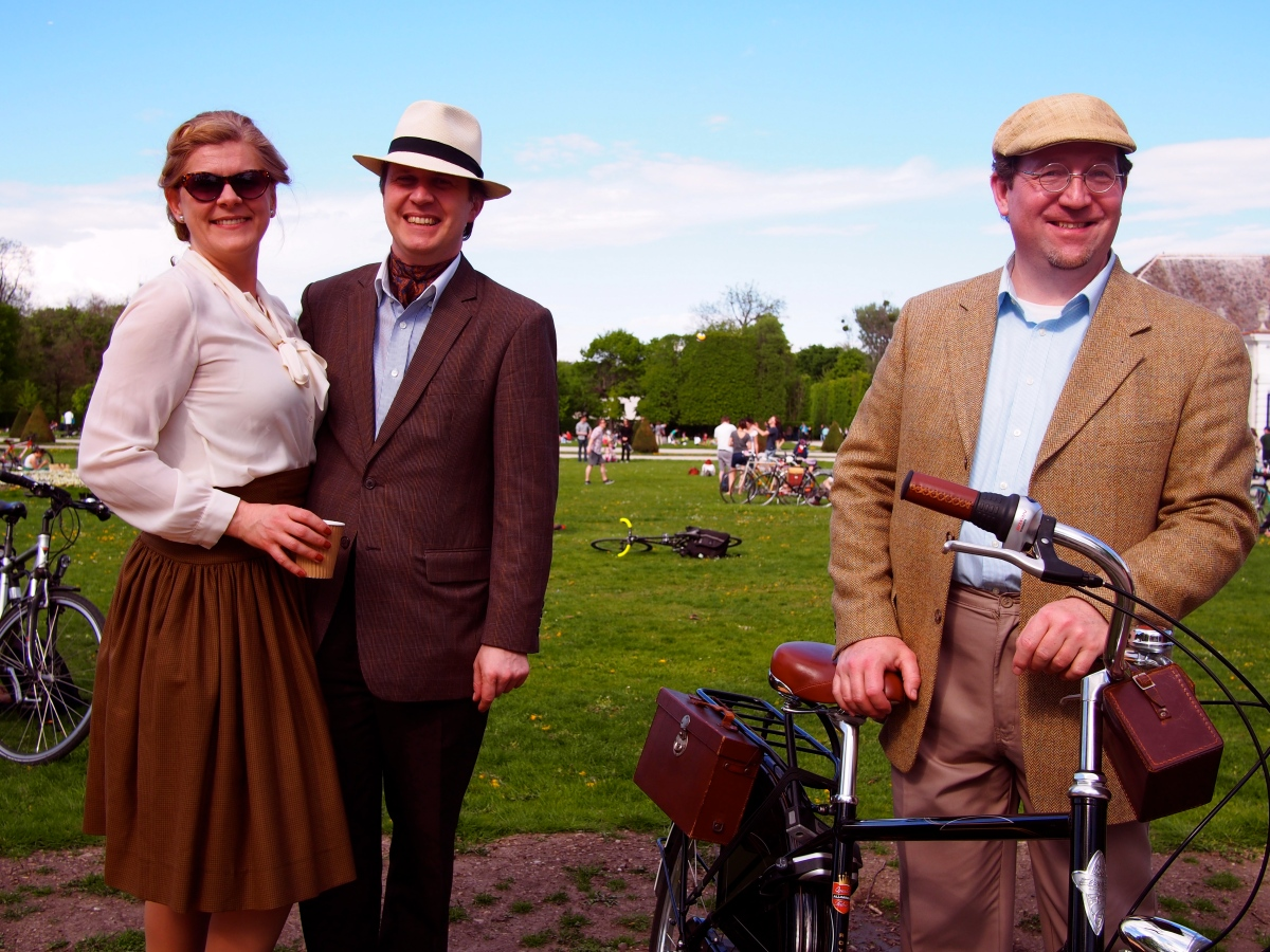 Vienna Tweed Ride